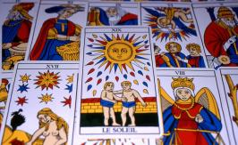 22 major arcana of tarot the Star - Tarot of Marseille